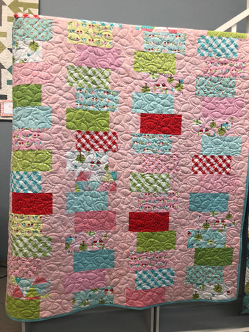 Shuffle Quilt PDF Download