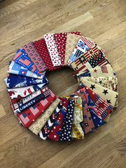 25 Americana Fat Quarter Bundle