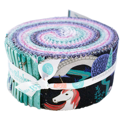 My Unicorn Jelly Roll by Kelly Panacci for Riley Blake
