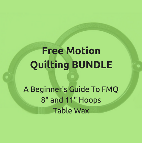 Free Motion Quilting Bundle