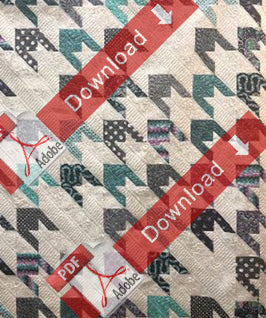 Almost Houndstooth Pattern PDF