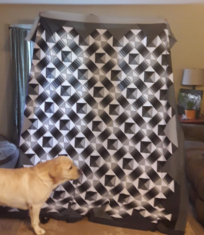 14 Day Ombre Quilt Challenge (May 4 - 15, 2020)