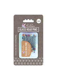 Eversewn Glass Head Pins - Sparrow Quilt Co.