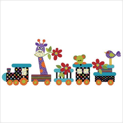 All Aboard - Applique