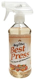 Best Press Starch Spray Bottle Peaches & Cream Scent 473ml