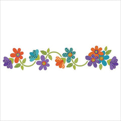 Daisy Dotz - Multicolor - Table Runner / Panel