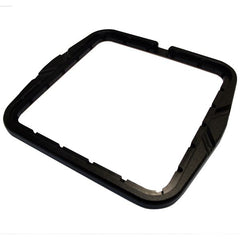 "12"" Square Free Motion Gripper Hoop includes 3pc Ruler Set"