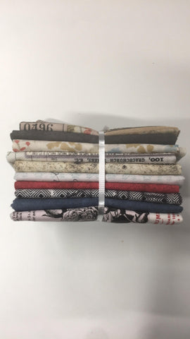 Eclectic Elements - Fat Quarter Bundles