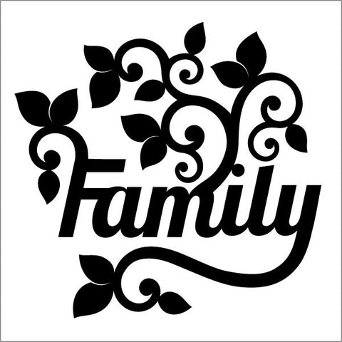 Family - Silhouette