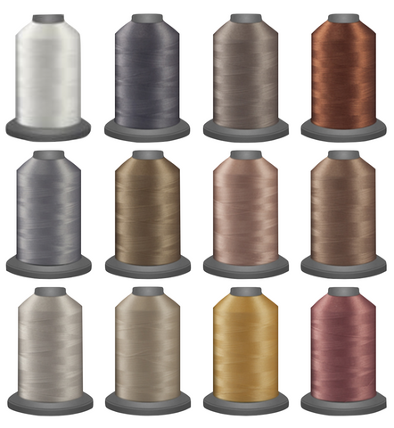 Glide Master Thread Collections - Neutrals