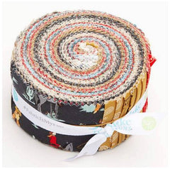 Cowboy Country Jelly Roll by Carta Bella Paper Co. for Riley Blake