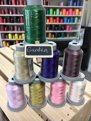 Garden Glide Thread Collection - Sparrow Quilt Co.