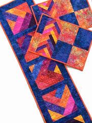 Table Scraps Quilt Pattern