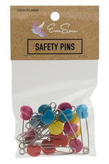 EverSewn Heart Shape Safety Pins 20pc