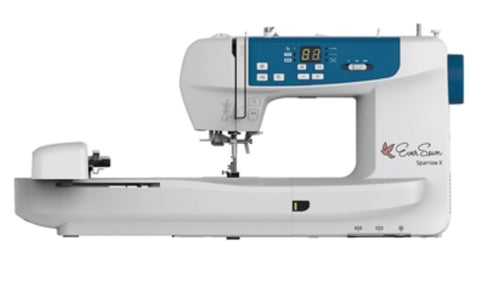 PREORDER Eversewn Sparrow X Embroidery and Sewing Machine Combo
