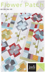 Flower Patch Quilt Pattern - Judi Madsen
