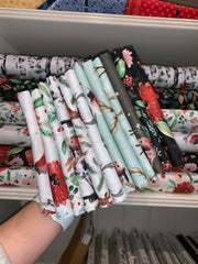 Winter Woods Fat Quarter Bundle