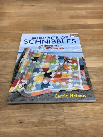 Another Bite of Schnibbles by Carrie Nelson
