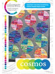 Cosmos Quilt Pattern by Colourwerx