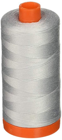 Aurifil Dove 50 wt Cotton Thread
