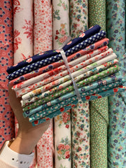 Katie Jane Fat Quarter Bundle - Makower UK