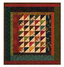 Bradie's De-Stash: Hen Pecked quilt kit