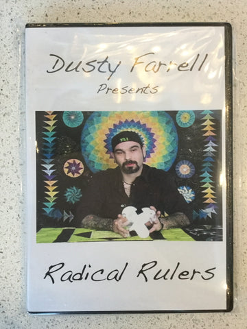 Radical Rulers - Dusty Farrell dvd Overstock