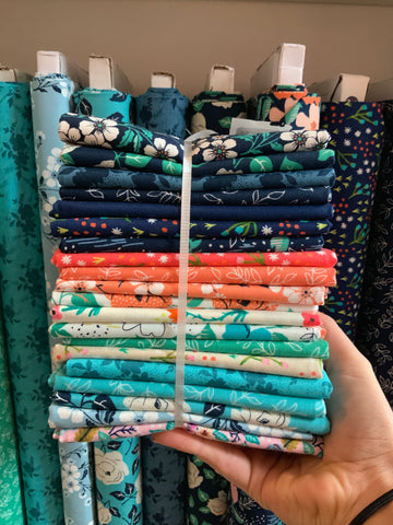 Windham Sweet Floral Fat Quarter Bundle - Design