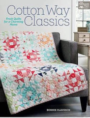 Cotton Way Classics Book by Bonnie Olaveson