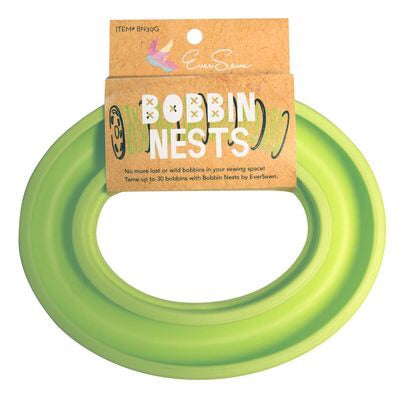 Bobbin Nest Green EverSewn
