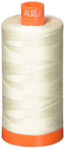 Aurifil Muslin 50 wt Cotton Thread