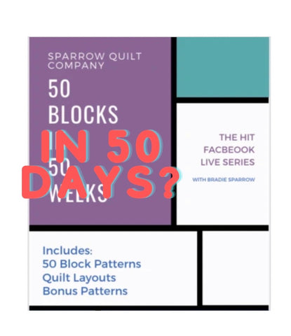 50 Blocks ACCELERATED Challenge + Book