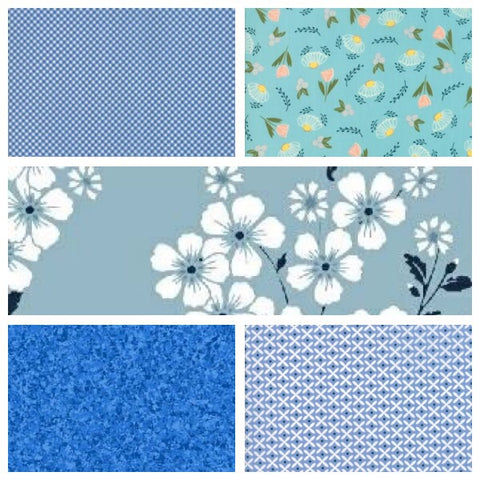 Bradie's Choice Fabric Bundle - 60 Fabrics - Save up to $360
