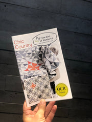 Chic Country Quilt Pattern - Sew Kind of Wonderful