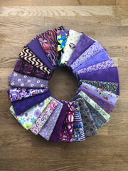25 Shades of Purple Fat Quarter Bundle