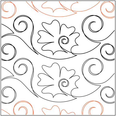 Iznik-Flower-Tile-#1