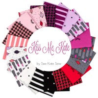 Kiss me, Kate Jelly Roll Riley Blake Design