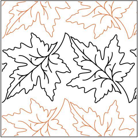 Maple-Leaf---Border