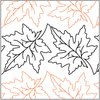 Image of Maple-Leaf---Border