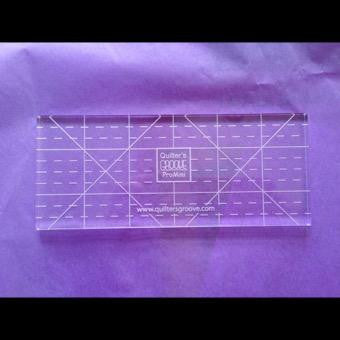 Quilter's Groove ProMini Ruler
