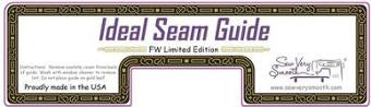 Ideal Seam Guide 5 inch Featherweight Ed. - Sparrow Quilt Co.