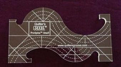 Quilter's Groove ProSpine Small Ruler - Sparrow Quilt Co.