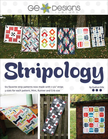 Stripology Class in Store with Christine