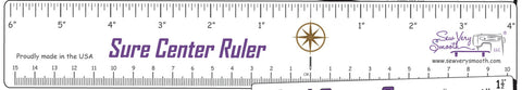 Ideal Sure Center Ruler