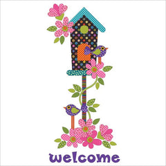 Welcome Home - Applique