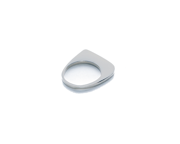 High Tide Ring Silver