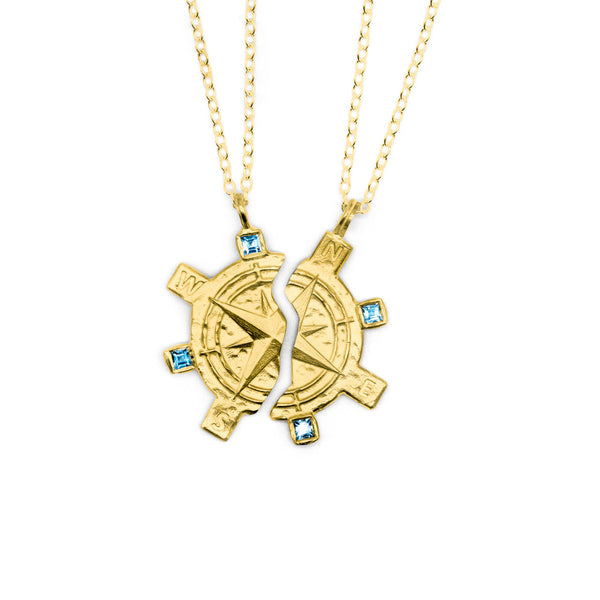 Closeness Necklaces Gold Plated