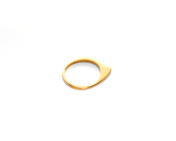Low Tide Ring Gold Plated
