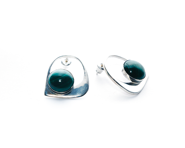 Lucinda Earrings Sterling Silver