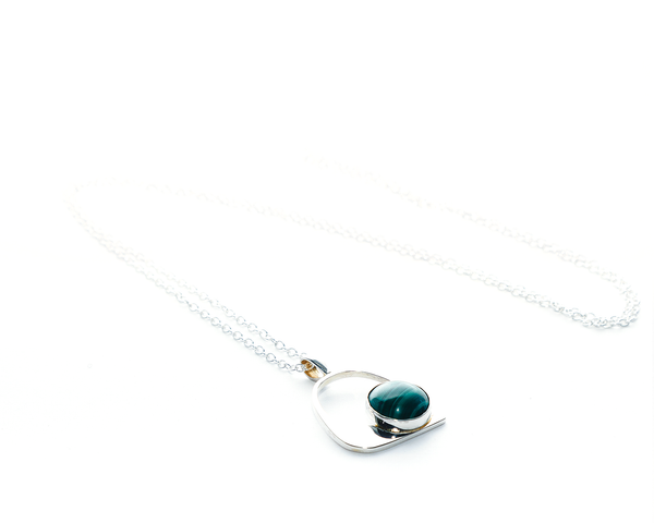 Lucinda Necklace Sterling Silver